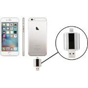 Worryfree Gadgets 32GB USB Flash Drive, Silver (FD32GB-SILVER)