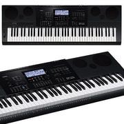 Casio WK-7600 Workstation Keyboard, 76 Full-size keys, 820 Tones, 260 Rhythms
