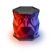 iHome iBT68 Mini Phaze Colour Changing Rechargeable Bluetooth Speaker with Speakerphone