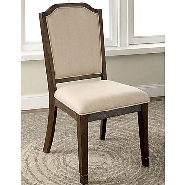 A&J Homes Studio Harris Side Chair (Set of 2)