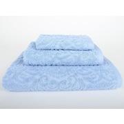 Mi Casa Deco Sanderson 3 Piece Bath Towel Set; Vista Blue