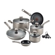 T-fal Excite 13 Piece Cookware Set; Shimmer