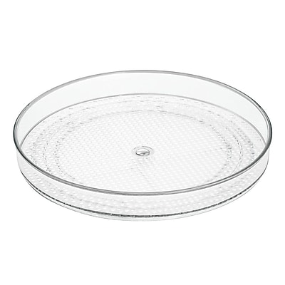 Lazy Susan Turntable Cosmetic Organizer for Vanity Cabinet to Hold Makeup, Beauty Products - 9