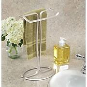 Axis Towel Holder for Bathroom Vanities - Satin (55705)