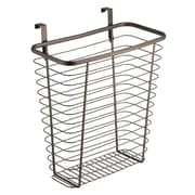 Axis Over the Cabinet Wastebasket Trash Can or Storage Basket for Kitchen - Bronze (56771)