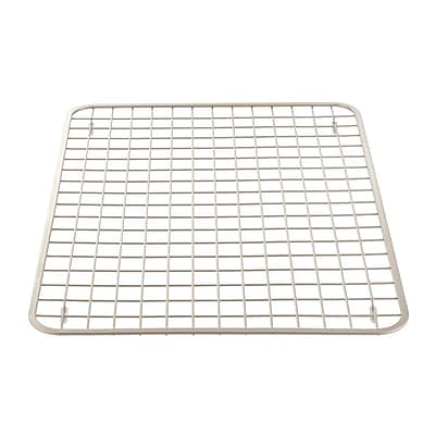 Gia Kitchen Sink Protector Grid - Large, Satin (72905)