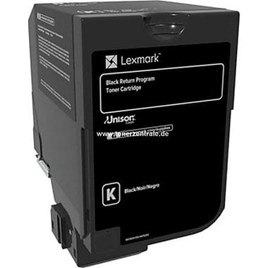 Lexmark – Cartouche de toner noire du programme de retour CS720, CS725, CX725