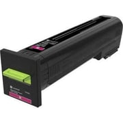 Lexmark CS820, CX820, CX825, CX860 Magenta Return Program Toner Cartridge (72K10M0)
