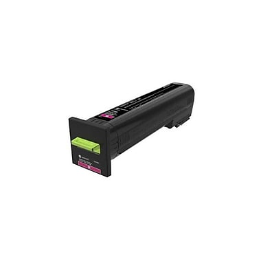 Lexmark CX820 Magenta High Yield Return Program Toner Cartridge (82K1HM0)