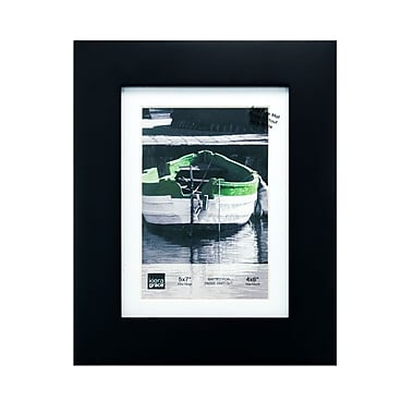 Kiera Grace Ph43260 5 Langford Frame 5x7 Matted To 4x6 Black