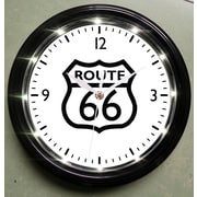 Creative Motion 10'' Battery Operated LED Clock