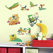 Room Mates Pete the Cat Peel and Stick Wall Decals