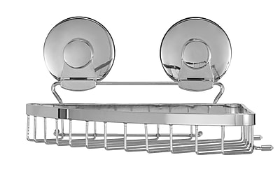 Everloc Solutions Wall Mounted Shower Caddy WYF078279217047