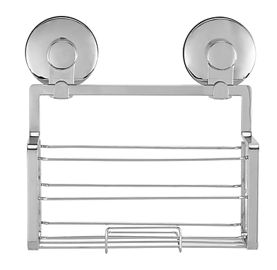 Everloc Solutions Wall Mounted Shower Caddy WYF078279217048