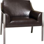 Bellini Modern Living Malibu Armchair; White