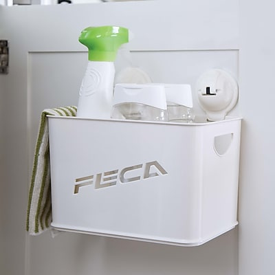 FECA Mountable Storage Caddy Bins Organizer w/