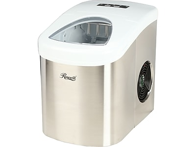 Rosewill 26.5 lb. Freestanding Ice Maker; White