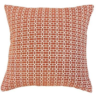 The Pillow Collection Tenauri Geometric Throw Pillow Cover; 18'' x 18''