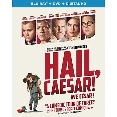 Ave, César! (Blu-ray/DVD)