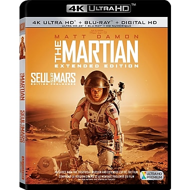 The Martian Extended Edition (4K Blu-ray)