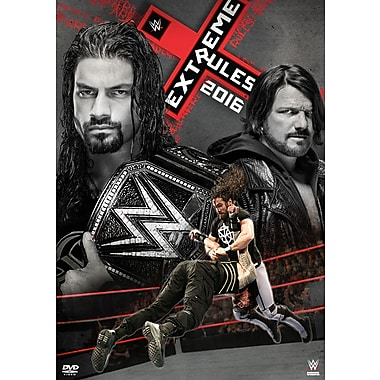 WWE 2016: Extreme Rules (DVD)