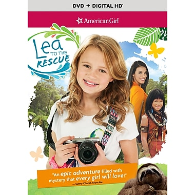 American Girl: Lea to the Rescue (DVD)