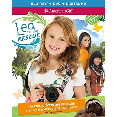 American Girl: Lea to the Rescue (Blu-ray/DVD)