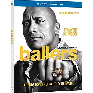 Ballers: Season 1 (Blu-ray)