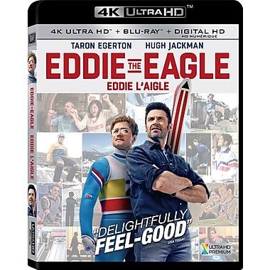 Eddie the Eagle (4K Blu-ray)