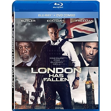 London Has Fallen (Blu-ray/DVD)