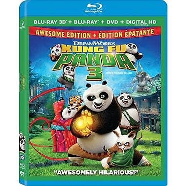 Kung Fu Panda 3 (Blu-ray 3D/Blu-ray/DVD)