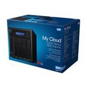 WD My Cloud EX4100 WDBWZE0240KBK NAS Server 24 TB