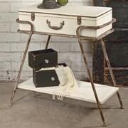 Tripar Suitcase Console Table