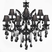 Harrison Lane Maria Theresa 13-Light Crystal Chandelier