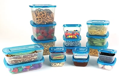 Mr. Lid 17 Container Food Storage Set WYF078279218389