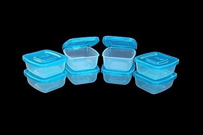 Mr. Lid 8 Container Food Storage Set