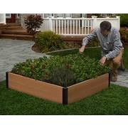 VitaGardens 4 ft. x 4 ft. Raised Garden Planter