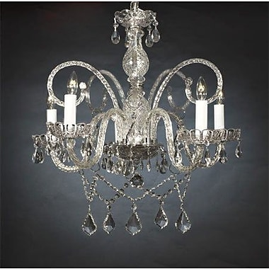 Harrison Lane 5-Light Crystal Chandelier