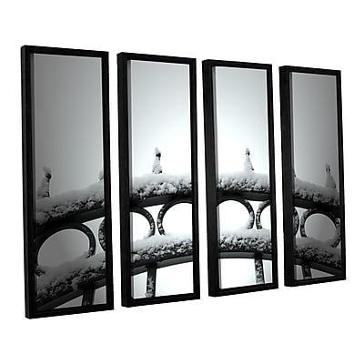ArtWall Only Opens in by Mark Ross 4 Piece Framed Photographic Print Set; 24'' H x 32'' W x 2'' D