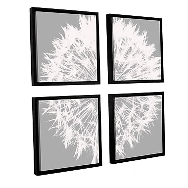 ArtWall ''Dandelion 7'' by Irena Orlov 4 Piece Framed Graphic Ar Set; 36'' H x 36'' W x 2'' D