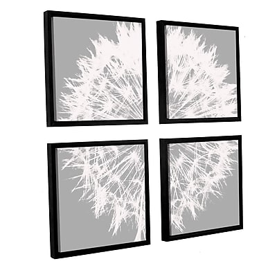 ArtWall ''Dandelion 7'' by Irena Orlov 4 Piece Framed Graphic Ar Set; 48'' H x 48'' W x 2'' D