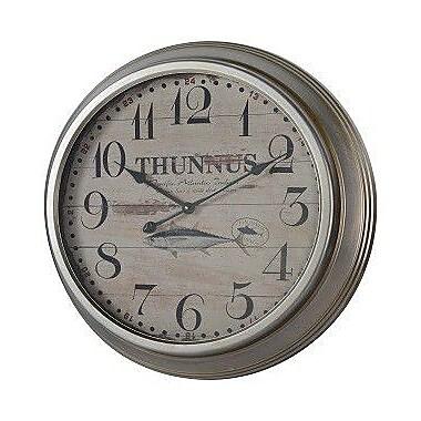 Cooper Classics 26.25'' Yates Wall Clock