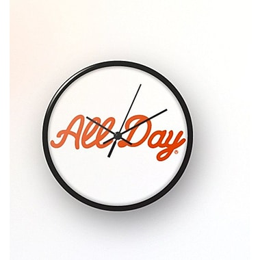 BLIK Inc 10'' All Day Clock