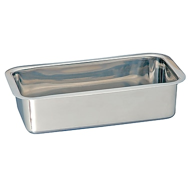 Honey Can Do Stainless Steel Loaf Pan (3520)