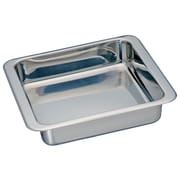 "Honey Can Do Stainless Steel Square Baking Pan - 8"" x 8"" (3523)"