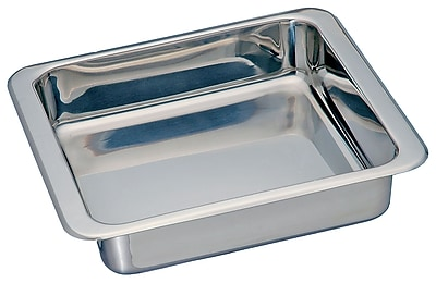 """Honey Can Do Stainless Steel Square Baking Pan - 8"""" x 8"""" (3523)"""