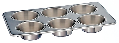 Honey Can Do 6 Cup Muffin Pan (3525)