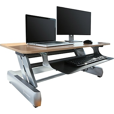 Elevate Desktop DT2 (IM-LTDESKREADY-01) Standing Work Station, 41