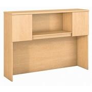 """Bush Business Furniture Emerge 60""""W Hutch, Natural Maple (22HT60ACK)"""
