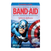 Band-Aid Marvel Avengers, Assorted, 20/Pack